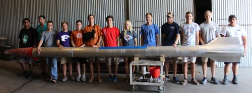 Wednesday, First WSMR Launch Day-Rockets2017